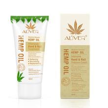 50ml Aloe Vera Hemp Oil Hand Care Cream Whitening Skin Nouri