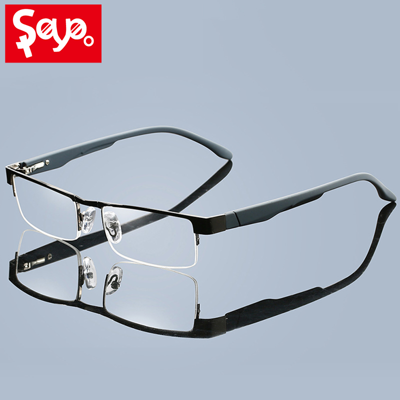 SAYLAYO Reading Glasses Vintage Fashion Portable Presbyopic Glasses Magnifier Vision Eyewear Prescription Lens For Parents