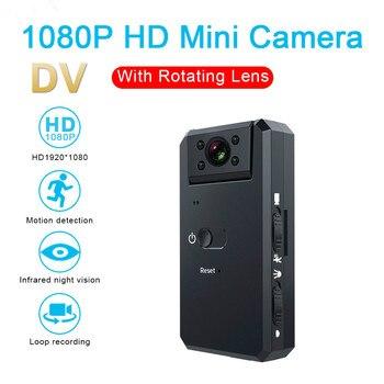 HD1080P Mini Camera WiFi Smart Wireless Camcorder IP Hotspot Night Vision Video P2P Micro Small Cam Motion Detection Vlog Espia