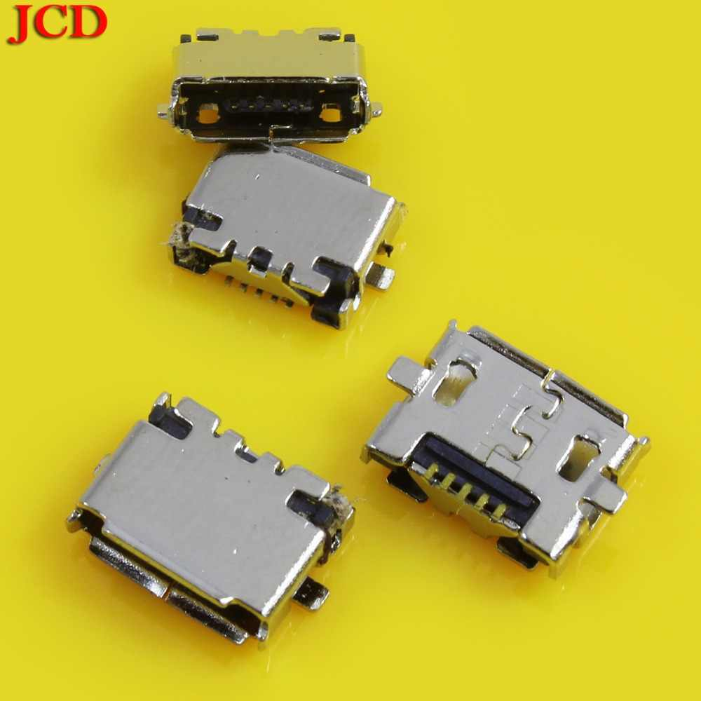 JCD Micro USB Jack Connector voor Nokia e7 X2 lumia 822 N822 E7 E7-00 lumia 822 charging dock connector plug socket poort