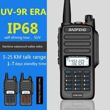 2pcs 10W 4800MAH Baofeng UV 9R עידן עמיד למים ווקי טוקי שתי בדרך comunicador גבוה יותר מ baofeng UV 9R בתוספת