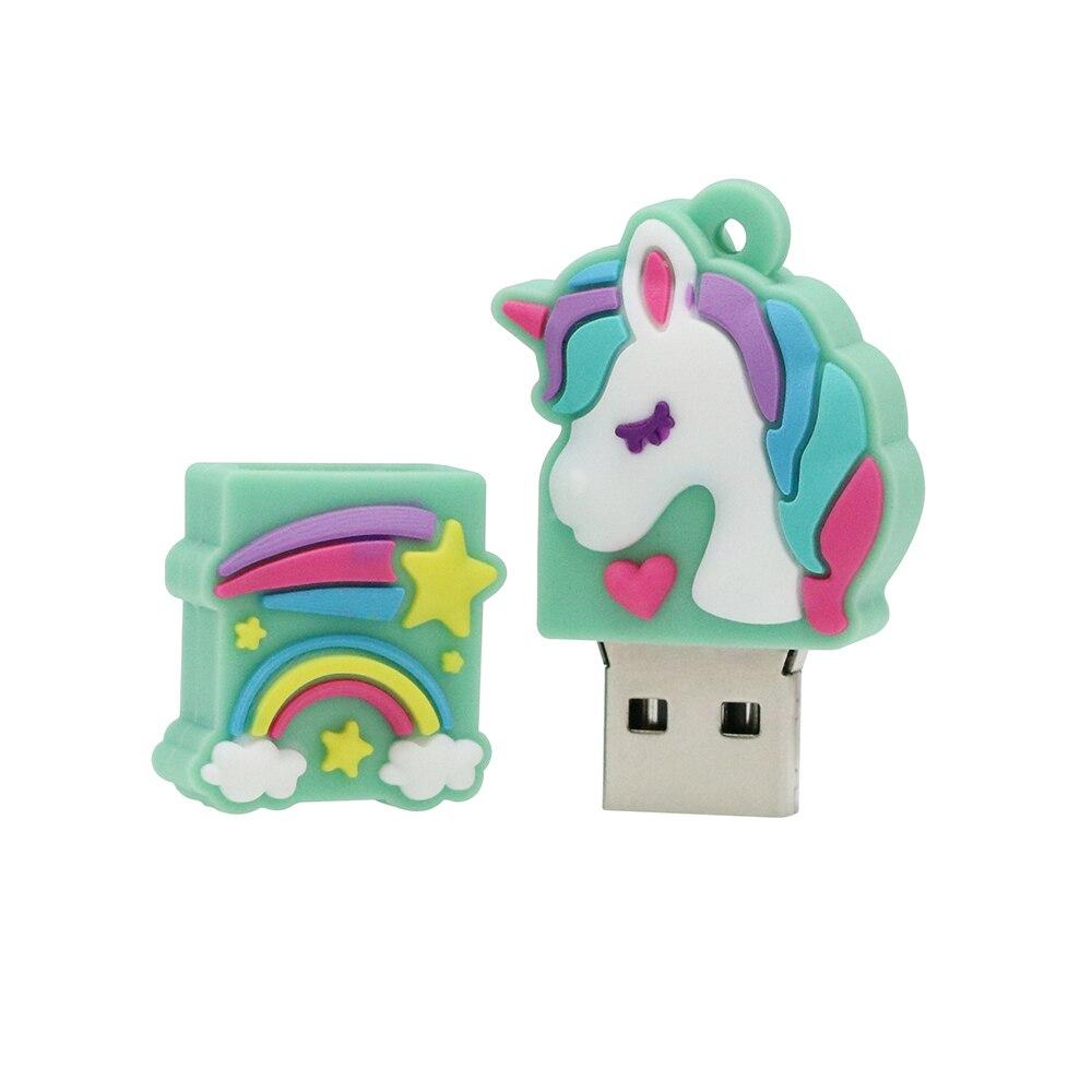 Cute animals USB 2.0 Flash Drive Pen Drive 1TB USB External Memory Storage  PL