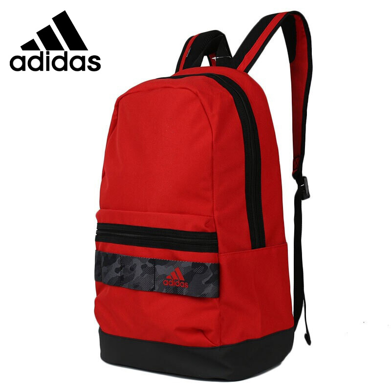 Original New Arrival Adidas CL BLOCK-TAPE Unisex  Backpacks Sports Bags