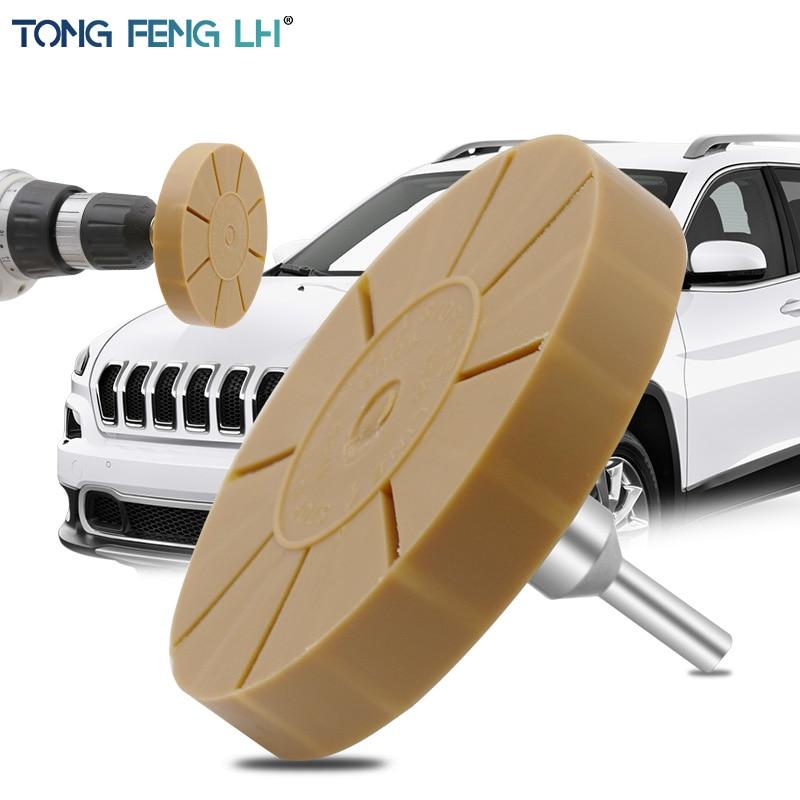 Angle Grinder Angular 87mm Grinding And Polishing Zigzag Teeth Shape Rubber Wheel Eraser Grinding Wheel Machine