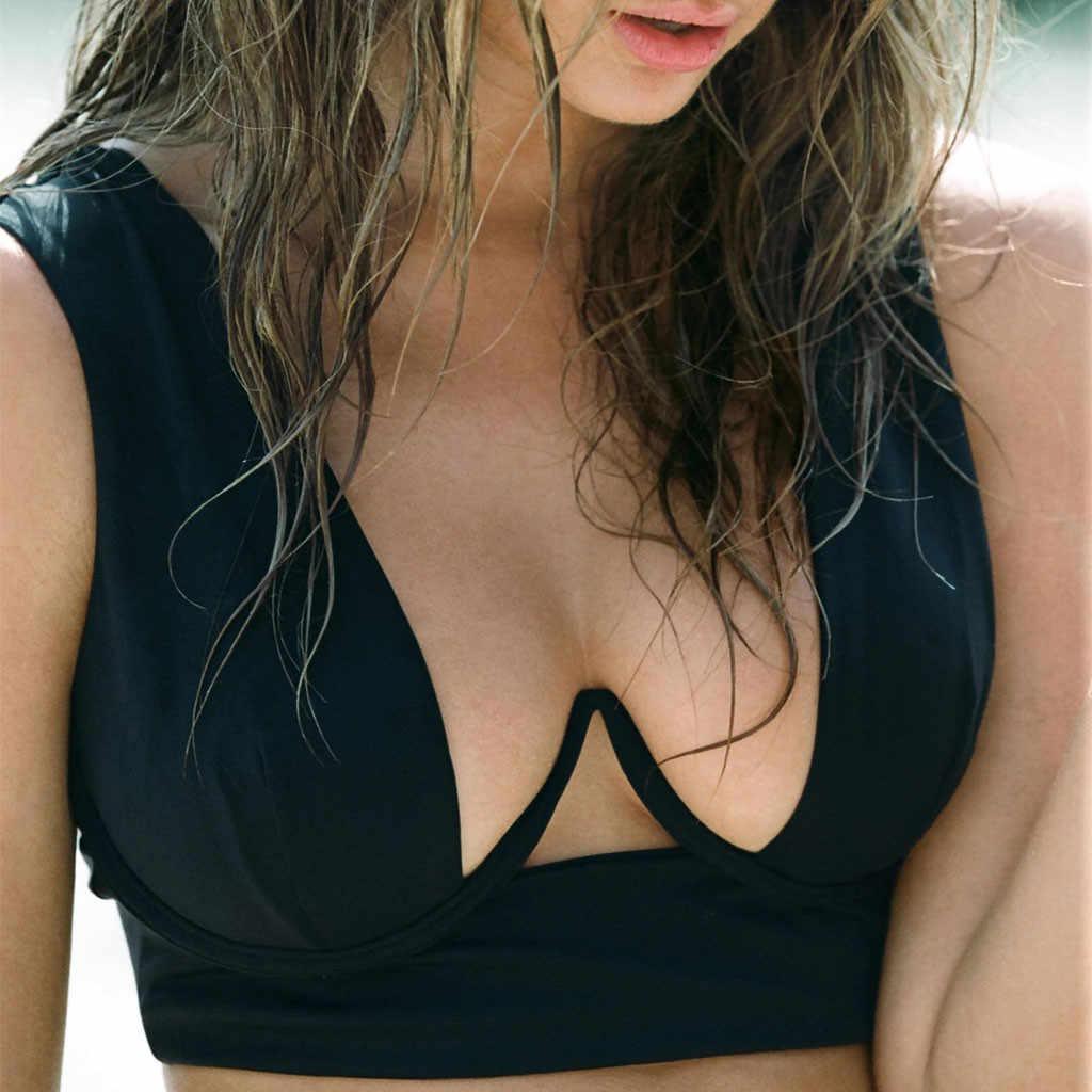 40 ^ maillot de bain d'été femmes imprimer maillot de bain fendu maillot de bain tendance bikini de plage bikini 2020