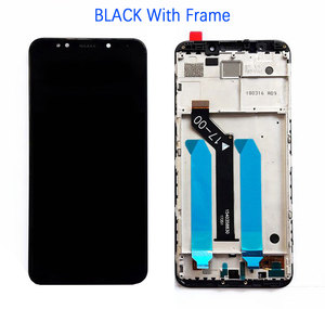 Image 3 - Screen Replacement For Xiaomi Redmi 5 Plus LCD Display & Touch Screen Digitizer Assembly For Redmi Note 5 Global Snapdragon 625