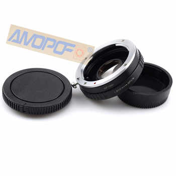 AF zu Nikon band Optische glas Adapter, sony Alpha AF und Für Minolta MA Objektiv Nikon F D750 D810 D3200. Band Optica