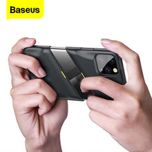 Baseus Luxus Telefon Fall Für iPhone 11 Pro Max 11 Pro Fall Stoßfest Fall Für iPhone11 Coque Fundas Zurück Abdeckung kühlkörper