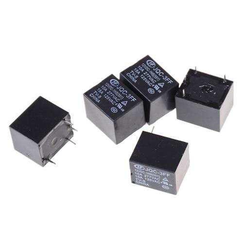 5pcs 12VDC 15A 5 Pin Power Relay SARM-S-112D4 Quality