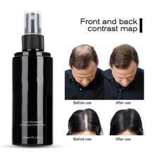 100ml interruptor de bloqueio spray fibras de cabelo spray construção do cabelo queratina fibras grande fibra de cabelo segurar estilo spray para homens