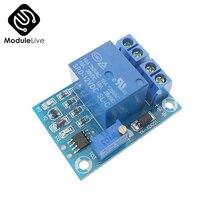 Controlador de carga y protección de batería de 12V CC, bajo voltaje, corte de bajo voltaje, protección de recuperación automática, Módulo de placa de protección