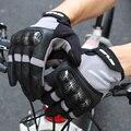 GUB S048 длинные перчатки для езды на велосипеде оборудование для взрослых мужчин женщин MTB дорожный велосипед полный палец перчатки