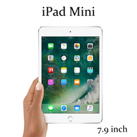 Original Used Apple iPad Mini 1st/2nd/5th 7.9 inch 2012 90% New 16/32/64Gb Black Silver iOS Tablet WiFi version Dual-core A5 5MP 1
