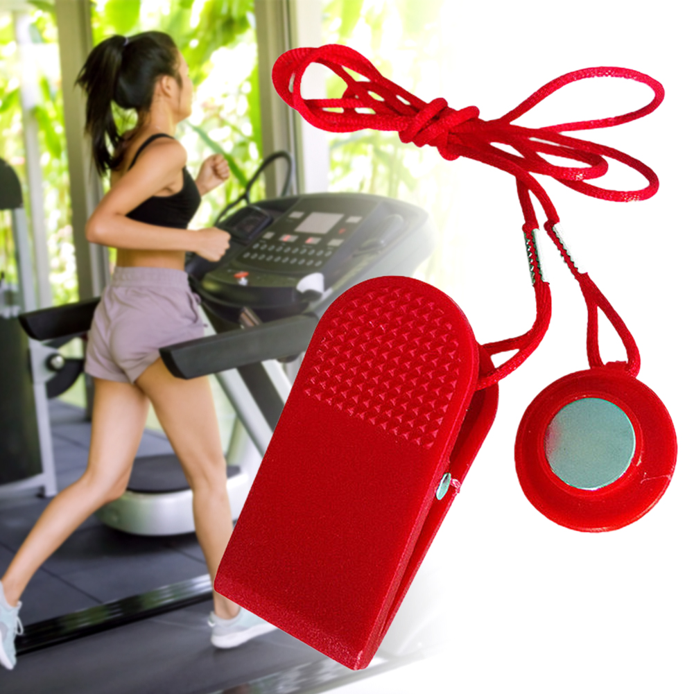 Pro RED Treadmill Key Magnetic Gym Equipment Fitness Safety Key Walking Machine