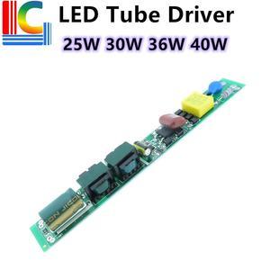 Image 3 - 28W 30W 34W 36W świetlówka LED sterownik 300mA 320mA 350mA 380mA 400mA 420mA 450mA zasilanie 110V 220V T5 T8 T10 transformator oświetleniowy