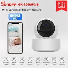 Sonoff 1080P HD videocamera di Sicurezza IP di WiFi Wireless APP Controllato GK 200MP2 B Investigativo di Movimento del 360 ° Visualizzazione Attività di Allarme Della Macchina Fotografica