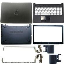 924899-001 NEW For HP 15-BS 15T-BS 15-BW 15Z-BW 250 G6 255 G6 Laptop LCD Back Cover/Front bezel/LCD Hinges/Palmrest/Bottom Case new laptop lcd back cover for hp 15 bs 15t bs 15 bw 15z bw 250 g6 255 g6 black screen back cover top case 924899 001
