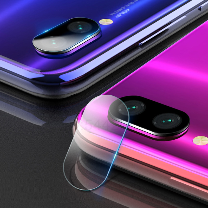 2 in 1 Tempered Glass Camera Lens Protector For Redmi And Xiaomi Glass Film