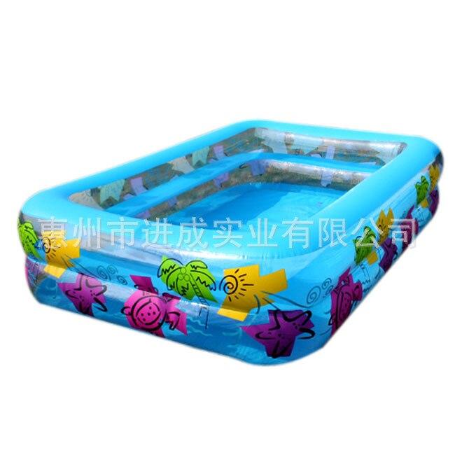 Manufacturers Order Children Swimming Pool Baby Inflatable Swimming Pool Baby Swimming Pool Children Paddling Pool