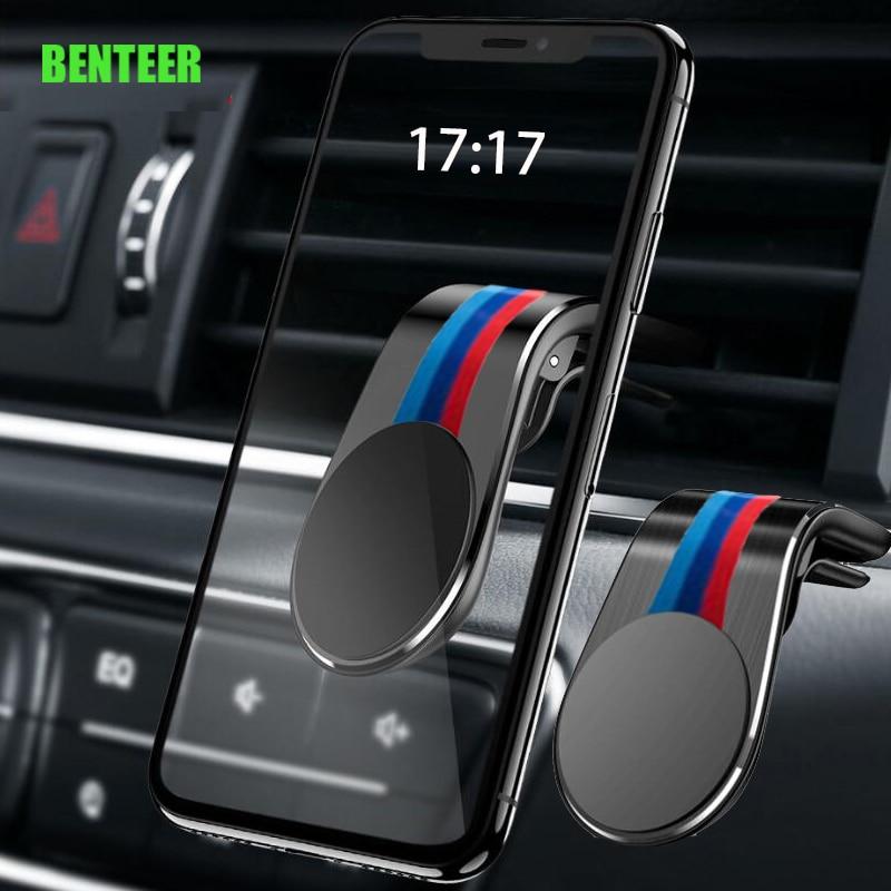 Автомобильный держатель для телефона Performance M Power, наклейка для BMW E34, E36, E60, E90, E46, E39, E70, F10, F20, F30, X5, X6, X1, M3, M5, M6, F01, F02, E71, F87