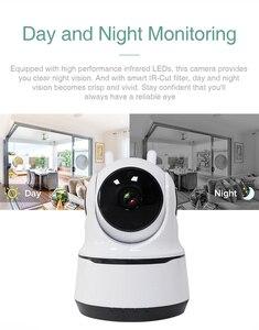 Image 4 - Inesun [2020 Mới Nhất]] Trong Nhà Camera An Ninh Không Dây 1080P WIFI IP Giám Sát Tại Nhà Hệ Thống Với Con Người Theo Dõi Hai chiều
