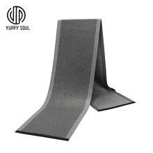 Длинный полосатый шарф yuppy soul для мужчин и женщин повседневные