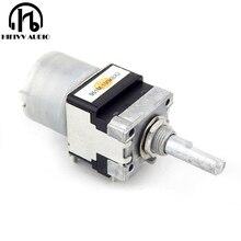 Потенциометр привода двигателя Hifivv, аудио ALPS RK16812MG098 100Kx2 или 100Kx4