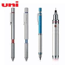 1 szt. UNI M5 1010 / M5 1012 ołówek do łatwego do złamania egzaminu studenckiego niski środek ciężkości metalowy uścisk dłoni