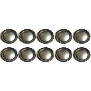 10pcs Diaphragm For Horn Tweeter for DAS K8, K10, ND 8, ND 10 16 Ohm or 8 ohm(China)