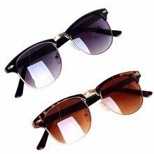 Sunglasses Eyewear Vintage Trendy Designer Women Cool 1PC Brand Unisex for Retro Sexy