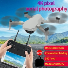 E50 Drone 4k Professional RC Quadcopter Toys For Children Fpv Drones Gps High Hold Mode Drone With Camera HD Wifi Mini Dron Gps