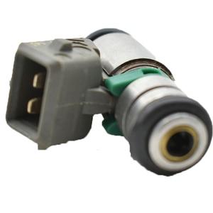 Image 3 - 4PCS Kraftstoff injektor für RENAULT CLIO 2 Laguna Megane Scenic Thalia 1,4 1,6 iwp143 0280158170 8200128959 75112142 50102602 8050015