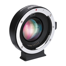 COMMLITE EF-EOSM Booster 0.71x Focal Length Booster Electronic AF Lens Mount Adapter from Canon EF Lens to EOSM Mount Camera стоимость