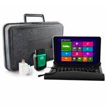 Vpecker OBD2 Wifi Tutto OBD2 Scanner Easydiag V11.2 sc8in Win10 Vpecker Tablet ODB2 Auto Auto Diagnostica Scanner VPECKER FACILE DIAG