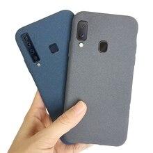 matte case on for Samsung Galaxy A20E A9 A8S A9S A6S A8 A7 A6 A5 A3 pl