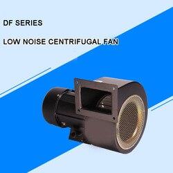 Dfmulti-wing wentylator odśrodkowy dmuchawa o niskim poziomie hałasu przemysłowy wentylator wyciągowy usuwanie pyłu wentylator średniego ciśnienia o małym promieniowaniu