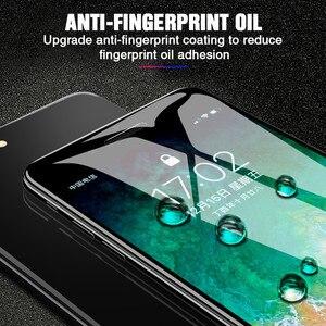 Image 3 - 200D Cong Cường lực Cho iPhone 7 6 6S 8 Plus Tấm Bảo Vệ Màn Hình Trên iPhone X XS MAX XR có Kính Cường Lực trên iPhone 11 PRO MAX