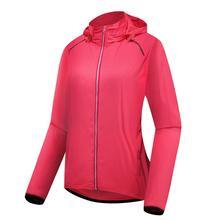 Bike-Jackets Windbreaker Cycling Running Light Bicycle-Tops Wind-Coats Anti-Rain Reflective