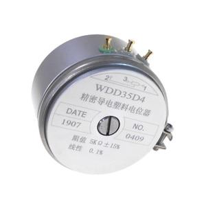Image 4 - WDD35D4 1 K/2 K/5 K/10 K מוליך פלסטיק פוטנציומטר WDD35D4 5K זווית חיישן תזוזה חיישן WDD35D 4 ליניארי 0.1%