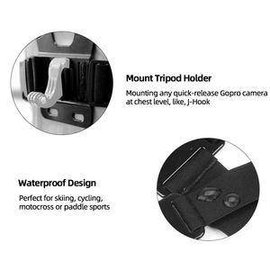 Image 4 - For Gopro Hero 7/6/5/4/3+ Action Sport Camera Accessories Set Selfie Stick ForXiao mi Yi 4K mijia SJCAM SJ4000 eken Action Camra