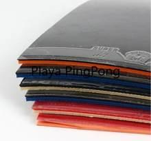 Borracha para treinamento 729, barata, tênis de mesa, pingue-pongue de borracha com esponja, produtos de ensaio de ping-pong