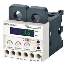 Un:180-260VAC cyfrowy elektroniczny przekaźnik przeciążeniowy zabezpieczenie silnika termiczny przekaźnik przeciążeniowy EOCR-SSD