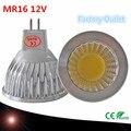 Новинка высокомощный светодиодный светильник MR16 GU5.3 GU10 shock 3W 5W 7W светодиоидная лампа с регулируемой яркостью удар прожектор теплый белый св...