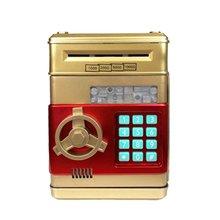 1 Pcsatm Password Piggy Bank Children'S Large-Capacity Piggy Bank Creative Early Education Gift Toys