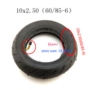 Image 2 - 10x3.0 10x2.50 10x2..25 10x2.125 10X2 10X2.0 WHEEL  tire Electric Scooter Balancing Hoverboard Tire 10 inch tyre Inner Tube
