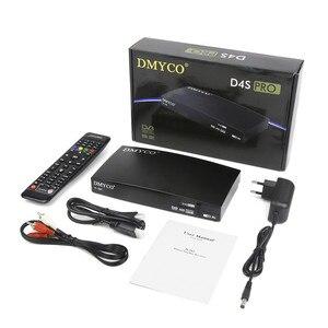 Image 5 - Récepteur Satellite DVB S2 ajouter 1 an Europe 7 serveur de câble HD 1080P nouvelle Version H.265 MPEG 5 récepteur de télévision numérique Bisskey LNB