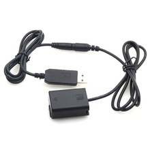 Power Adapter NP-FW50 Dummy Battery DC Bank 5V 2A Single USB Supply and Accessories for AC-PW20 Sony