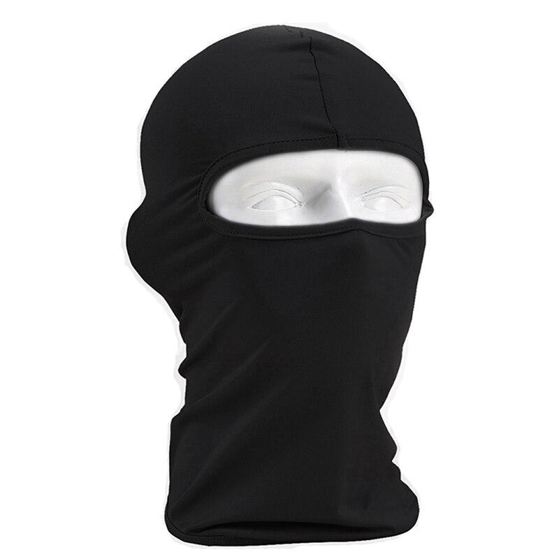Motorcycle face mask Fleece Balaclava for Ski Ghost Mask Neoprene Mask Mondkapjes Mask Fleece Sports Mouth Face