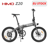 [EU STOCK] FREE Fender XIAOMI HIMO Z20 Electric Bicycle ebike 80KM Mileage e bike Outdoor Electric bike for Adults NO TAX