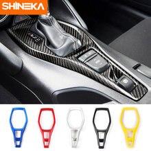 Shineka автомобильный Стайлинг abs панель переключения передач